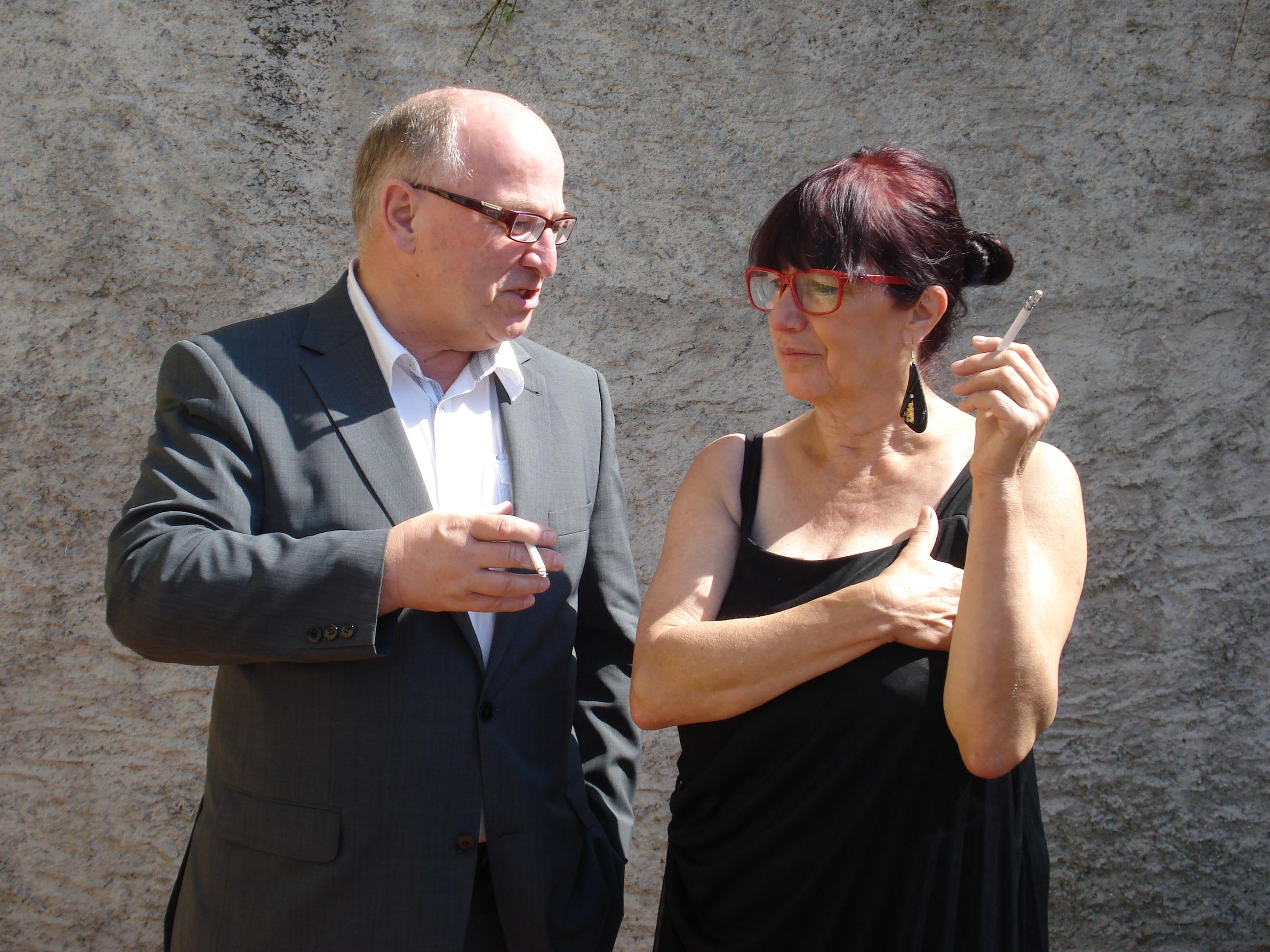 Dominique Röthlisberger annoncée par Michel Niquille
